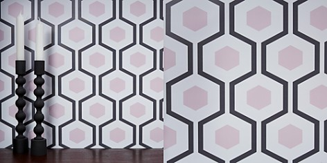 Chasing Paper Hexagon Removable Wallpaper - Bloomingdale's_2