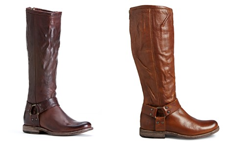 Frye Phillip Harness Tall Boots - Bloomingdale's_2