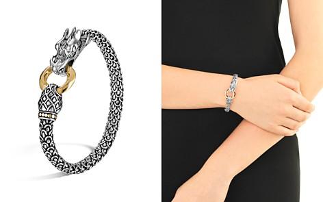 John Hardy Sterling Silver & 18K Gold Naga Dragon Bracelet - Bloomingdale's_2