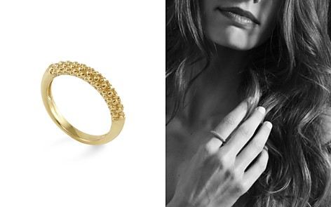 LAGOS 18K Gold Beaded Ring - Bloomingdale's_2