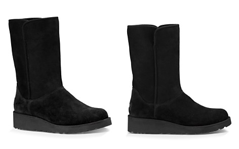 UGG® Amie Slim Short Wedge Boots - Bloomingdale's_2