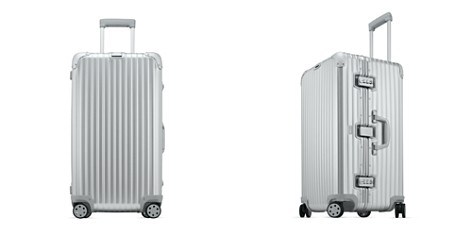 "Rimowa Topas Silver Sport 28"" - Bloomingdale's_2"