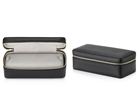 Smythson Zip Watch Box - Bloomingdale's_2