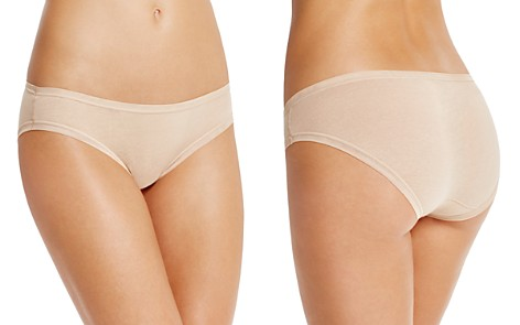 Fine Lines Pure Cotton Bikini - Bloomingdale's_2