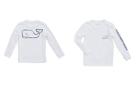 Vineyard Vines Boys' Long-Sleeve Vintage Whale Pocket Tee - Little Kid, Big Kid - Bloomingdale's_2