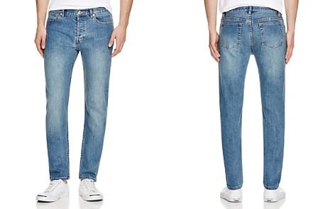 A.P.C. Petit New Standard Skinny Fit Jeans in Stonewash - Bloomingdale's_2