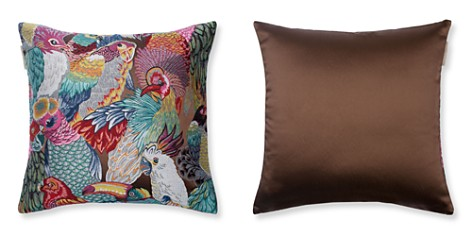 Madura Jungle Birds Decorative Pillow Cover and Insert - Bloomingdale's_2