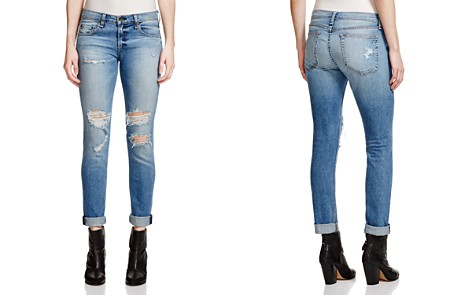 rag & bone/JEAN The Dre Slim Boyfriend Jeans in Carter - Bloomingdale's_2