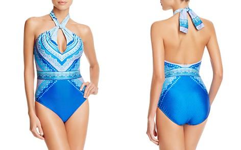 Gottex Jezebel Scoop Back One Piece Swimsuit - Bloomingdale's_2