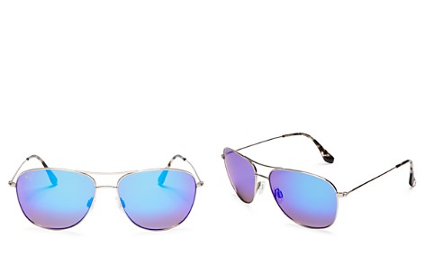 Maui Jim Women's Cliff House Mirrored Sunglasses, 59mm - Bloomingdale's_2