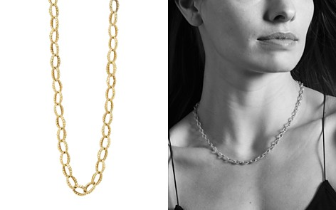 "LAGOS 18K Gold Link Necklace, 18"" - Bloomingdale's_2"