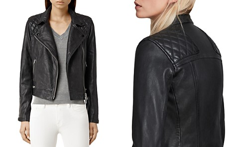ALLSAINTS Conroy Quilted Leather Biker Jacket - Bloomingdale's_2