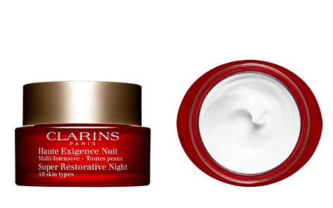 Clarins Super Restorative Night Age Spot Correcting Replenishing Cream - Bloomingdale's_2