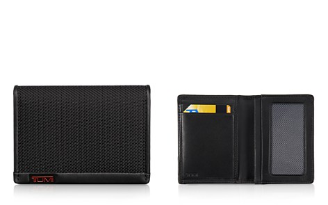 Tumi Alpha Gusseted Card Case With ID - Bloomingdale's_2