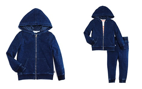 Splendid Boys' French Terry Lined Double Knit Hoodie - Little Kid - Bloomingdale's_2