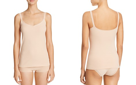On Gossamer Cabana Cotton Stretch Camisole - Bloomingdale's_2