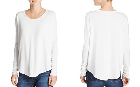 rag & bone/JEAN Hudson Long Sleeve Tee - Bloomingdale's_2