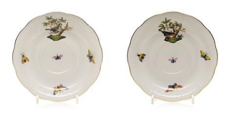 Herend Rothschild Bird Tea Saucer - Bloomingdale's_2
