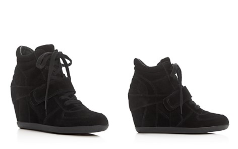 Ash Bowie Lace Up Wedge Sneakers - Bloomingdale's_2