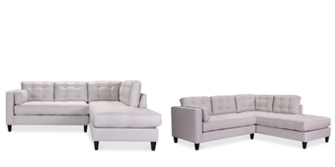 Bloomingdale's Artisan Collection Smith Sectional _2