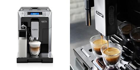 De'Longhi Eletta Digital Super Automatic Espresso and Cappuccino Machine - Bloomingdale's_2
