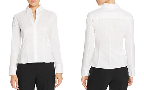 BOSS Bashina Blouse - Bloomingdale's_2