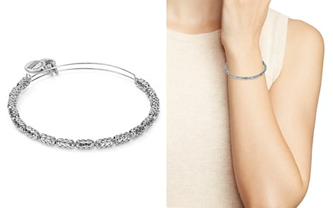 Alex and Ani Reed Expandable Wire Bangle - Bloomingdale's_2