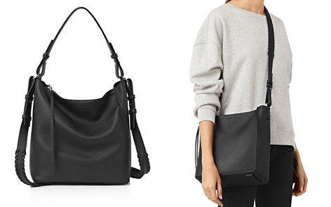 ALLSAINTS Kita Pebbled Leather Crossbody - Bloomingdale's_2