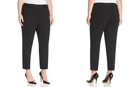 VINCE CAMUTO Plus Slim Leg Ankle Pants - Bloomingdale's_2