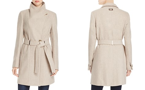 Calvin Klein Toggle Wrap Coat - Bloomingdale's_2