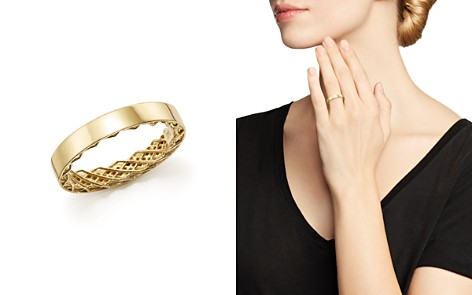 Roberto Coin 18K Yellow Gold Symphony Golden Gate Ring - Bloomingdale's_2