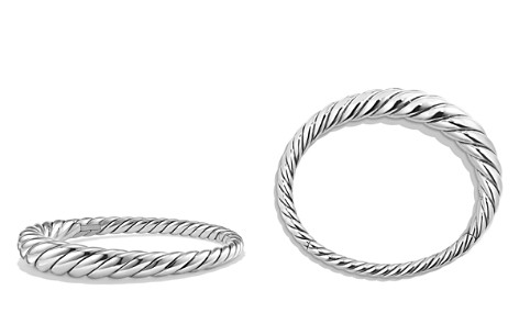 David Yurman Pure Form Cable Bracelet in Sterling Silver - Bloomingdale's_2