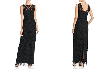 JS Collections Soutache Gown - Bloomingdale's_2