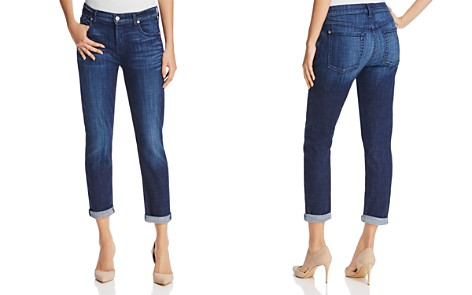 7 For All Mankind Jeans - Josefina Boyfriend in Bordeaux Broken Twill - Bloomingdale's_2