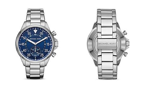Michael Kors Gage Hybrid Smartwatch, 45mm - Bloomingdale's_2