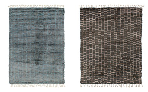 GRIT&ground Boxy Shag Area Rug Collection - Bloomingdale's_2