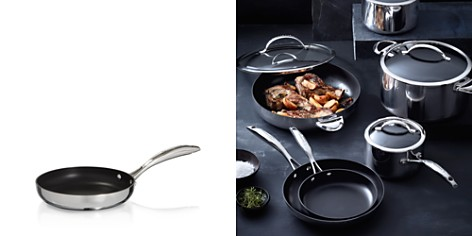 "Scanpan CTP Mirror Polished Stainless Steel 8"" Fry Pan - 100% Exclusive - Bloomingdale's_2"