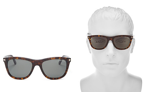 Tom Ford Andrew Square Sunglasses, 54mm - Bloomingdale's_2