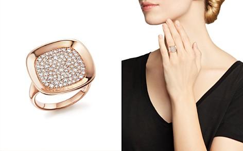Roberto Coin 18K Rose Gold Carnaby Street Diamond Ring - Bloomingdale's_2