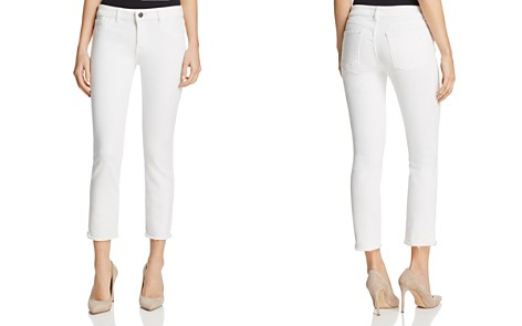 DL1961 Mara Instasculpt Ankle Straight Jeans in Oakley - Bloomingdale's_2