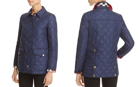 Burberry Westbridge Quilted Jacket - Bloomingdale's_2