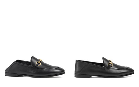 Gucci Women's Leather Horsebit Loafers - Bloomingdale's_2