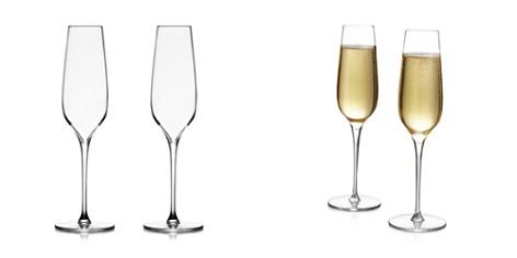 Nambé Vie Champagne Flute, Set of 2 - Bloomingdale's Registry_2