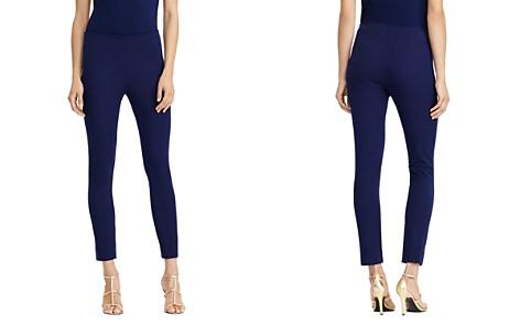 Lauren Ralph Lauren Skinny Ankle Pants - Bloomingdale's_2