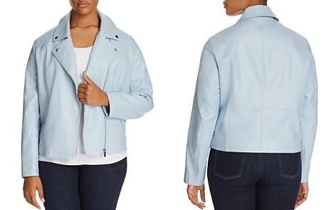 Bagatelle Plus Faux Leather Moto Jacket - Bloomingdale's_2