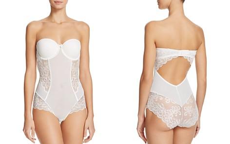 Le Mystère Sophia Strapless Bodysuit - Bloomingdale's_2