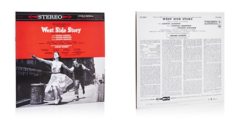 Baker & Taylor West Side Story, Original Cast Recording Vinyl Record - Bloomingdale's_2