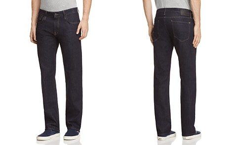 Mavi Zach Straight Fit Jeans in Williamsburg - Bloomingdale's_2