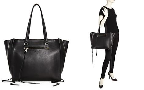 Rebecca Minkoff Regan Always On Side Zip Leather Tote - Bloomingdale's_2