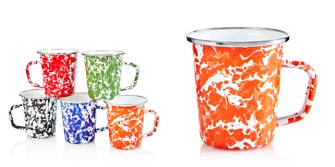 Golden Rabbit Enamel Swirl Latte Mug - Bloomingdale's_2